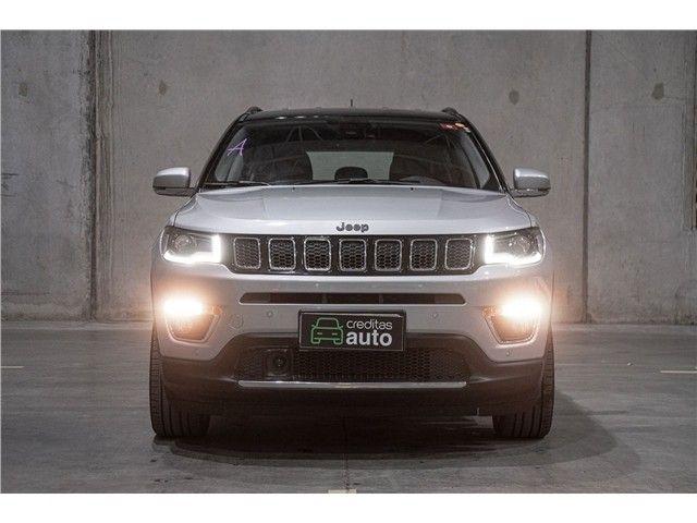 Jeep Compass 2018 2.0 16v flex limited automático - Foto 3