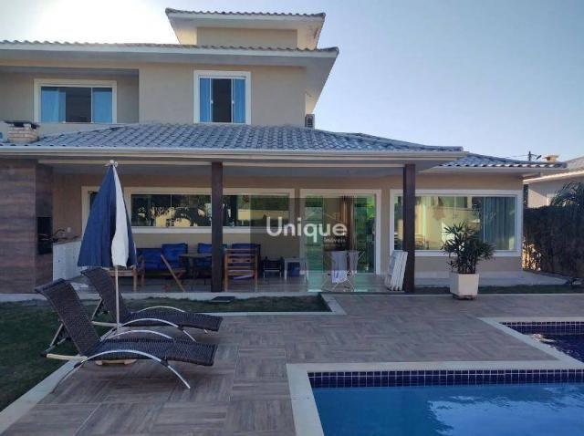 Casa com 5 dormitórios à venda, 211 m² por R$ 1.200.000,00 - Praia Caravelas - Armação dos