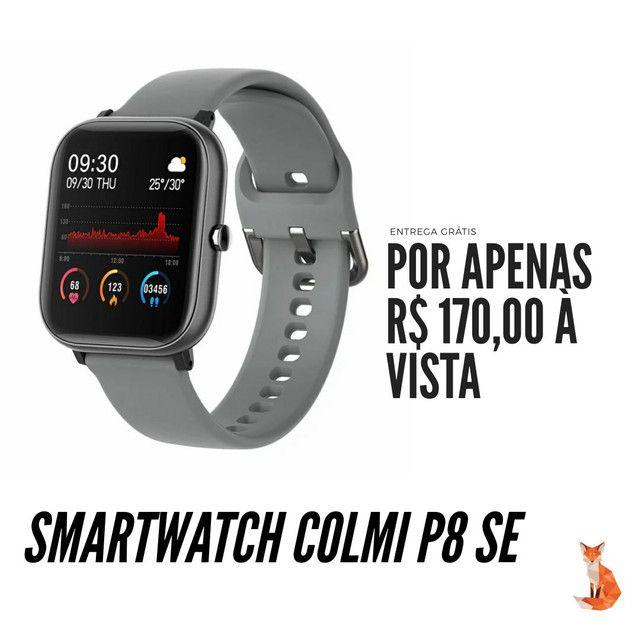 SmartWatch Colmi P8 SE - Entrega Grátis  - Foto 2