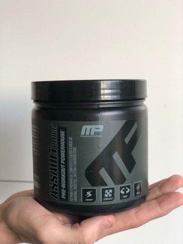 Pré treino Muscle Pharm