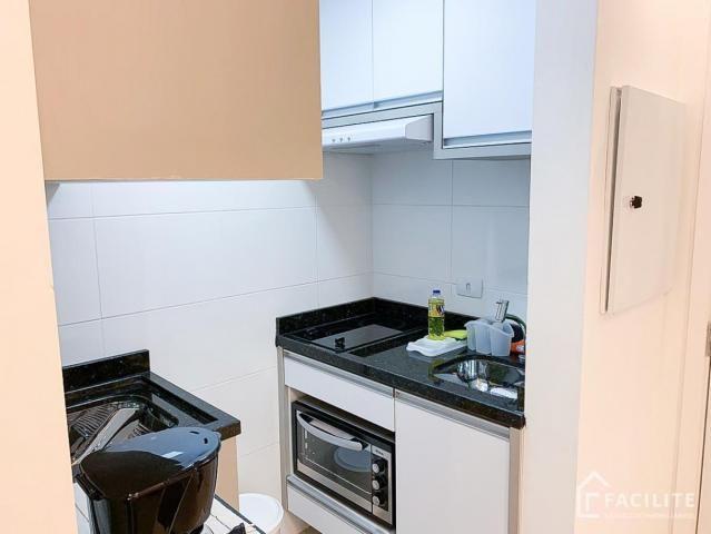 Apartamento para Locação em Curitiba, CENTRO, 1 dormitório, 1 banheiro, 1 vaga - Foto 20