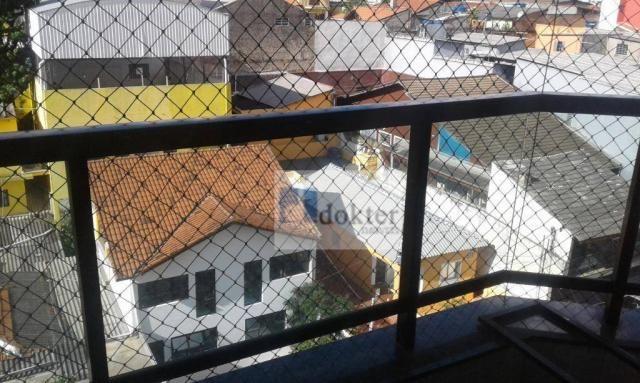 Apartamento para alugar, 186 m² por R$ 3.465,00/mês - Freguesia do Ó - São Paulo/SP - Foto 4