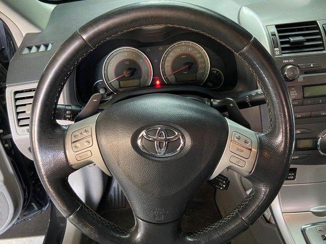 Vendo Toyota Corolla 2013 XEI 2.0 - Foto 6