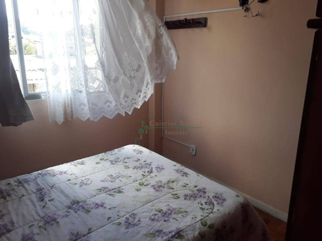 Apartamento com 1 dormitório à venda, 39 m² por R$ 170.000,00 - Alto - Teresópolis/RJ - Foto 6