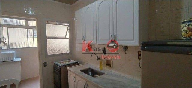 Apartamento com 2 dormitórios à venda, 71 m² por R$ 365.000,00 - José Menino - Santos/SP - Foto 6