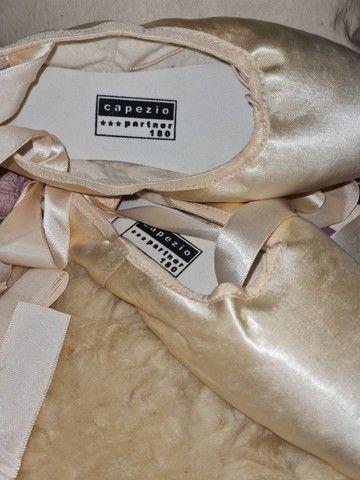 Sapatilhas ponta Ballet - Foto 6