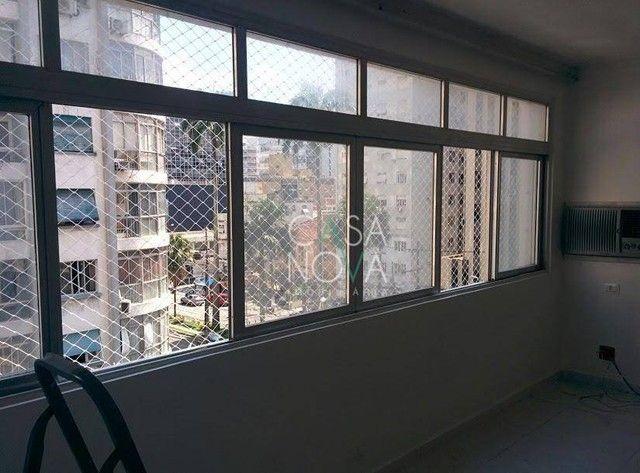 Apartamento com 3 dormitórios à venda, 135 m² por R$ 500.000,00 - Gonzaga - Santos/SP - Foto 3