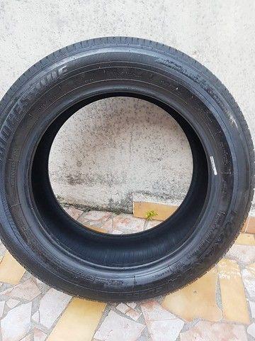 Pneu Bridgestone Turanza EL400 2 - 205/55/16  - ((Semi Novo ))- pouquissimo uso - Foto 2