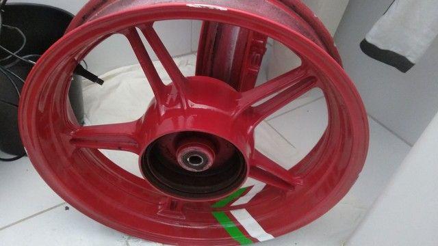 Roda cb300 - Foto 2