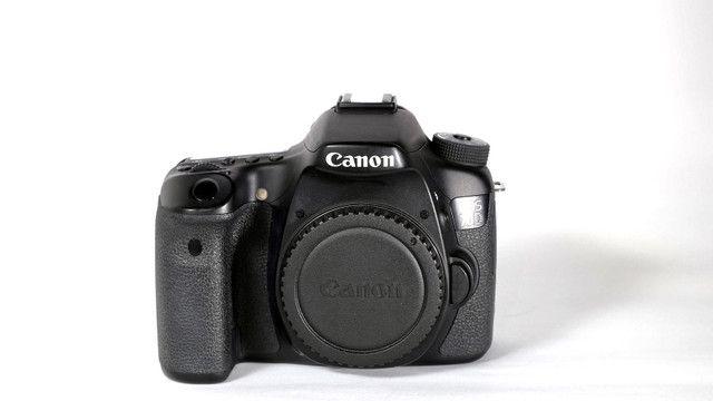OPORTUNIDADE: Kit fotografico CANON - Foto 2
