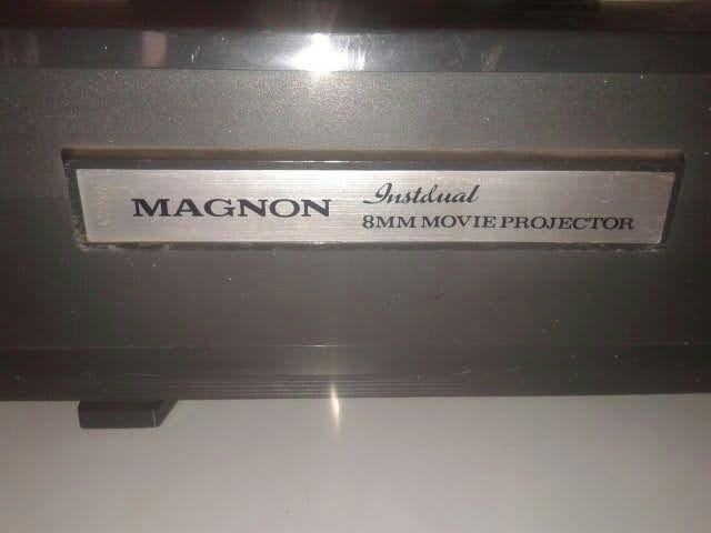 Filmadora 8mm Magnon - Foto 2