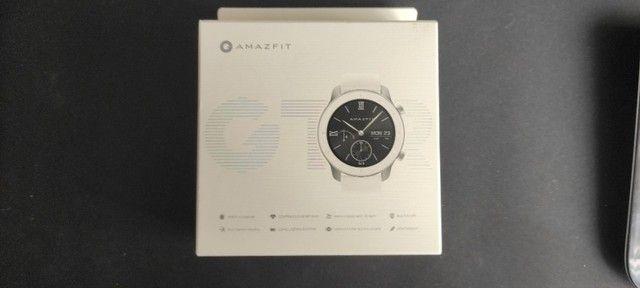 Smartwatch Amazfit GTR A 1910 Branco exclusivo