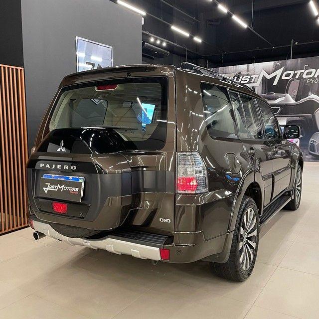 Mitsubishi Pajero HPE FULL DIESEL 3.2 4x4 7 lugares 2019 - Foto 4