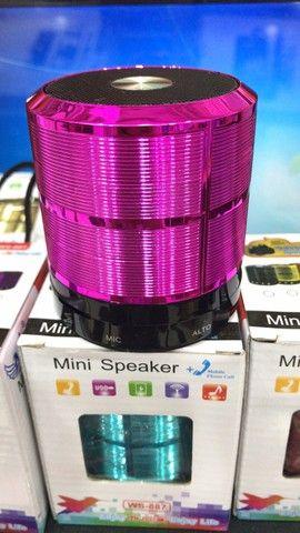 Mini caixa de som - Foto 2