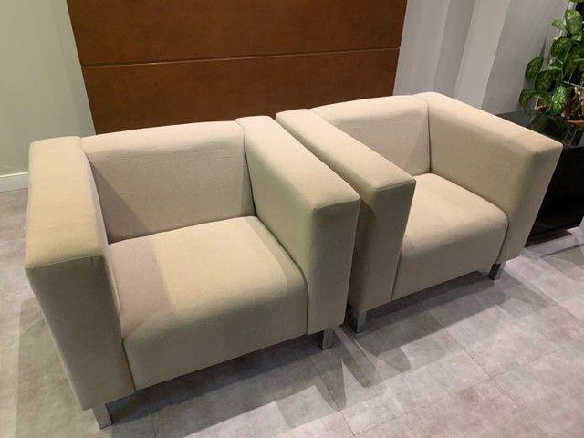 Móveis: sala de estar, espera ou recepção de escritório  - Foto 2