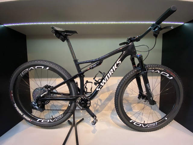 Specialized Epic AXS S-Works 2020