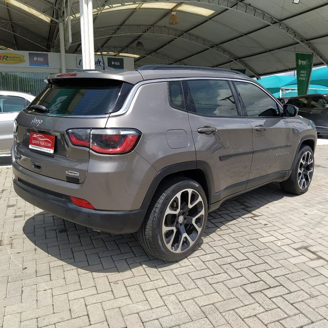 Jeep Compass 2.0 Longitude 2018 Trail Rated 4x4 Diesel Automática - Foto 4