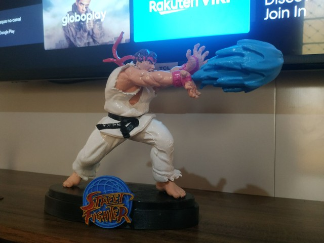 Action Figure Ryu Street Fighter - Foto 3