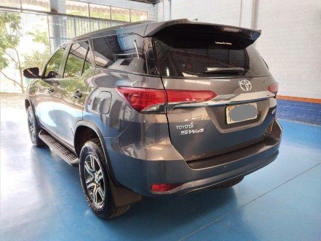 Toyota Hilux SW4 SR 2.7 Flex AUT 2017 - Foto 4