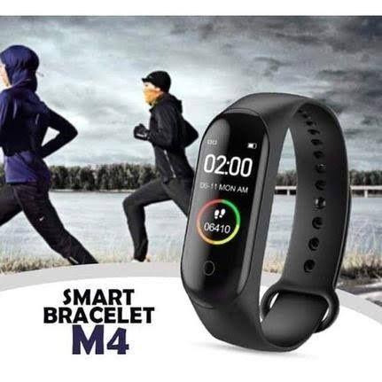 Smartband M4 (Relógio inteligente) ?queima de estoque - Foto 2