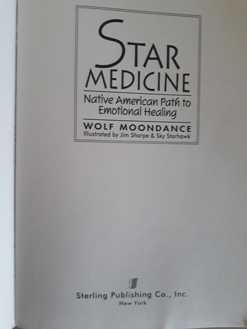 """Livro em Inglês """"Star Medicine"""" - Foto 3"""