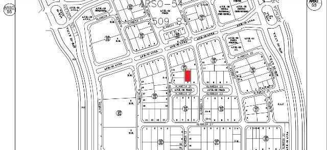 Lote de 542 m² na 509 Sul - Bem Localizado - Foto 2