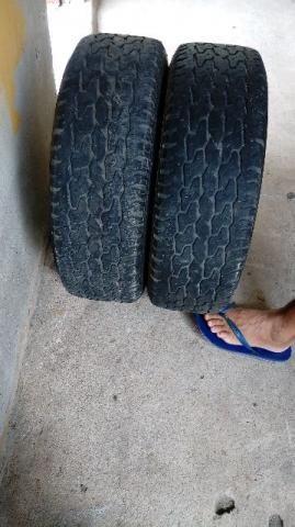 2 pneus dayton aro 15