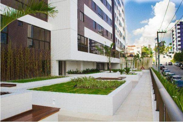 Locaçao - Apartamentos novos com 03 qts no Austro Franca no Bairro da Prata