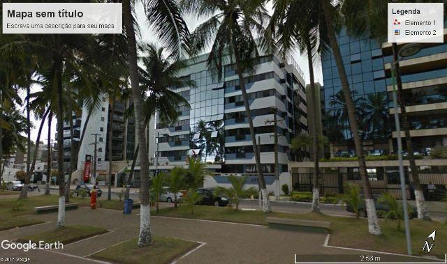 Cobertura Beira Mar. Ed. Millos