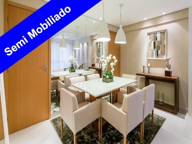 Apartamento em Capim Macio, com 3 quartos sendo 1 suíte