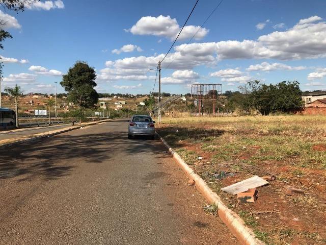 Lote Trindade Residencial Garavelo, frente para GO 060, rodovia dos romeiros, res vieira - Foto 6
