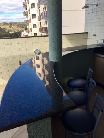 Cobertura à venda com 4 dormitórios em Barreiro, Belo horizonte cod:2728 - Foto 2