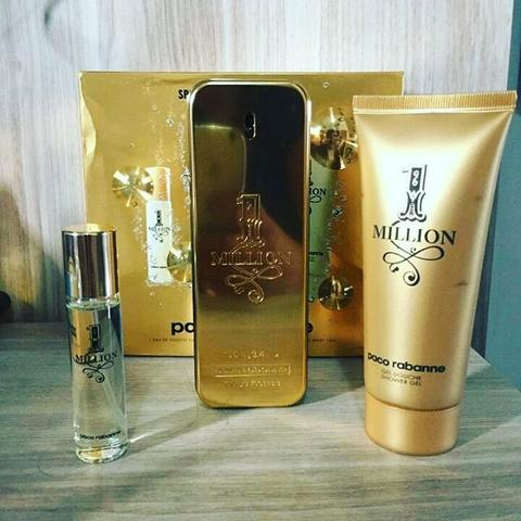Kit Paco Rabanne 1 million 100ml