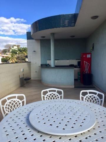 Cobertura à venda com 4 dormitórios em Barreiro, Belo horizonte cod:2728