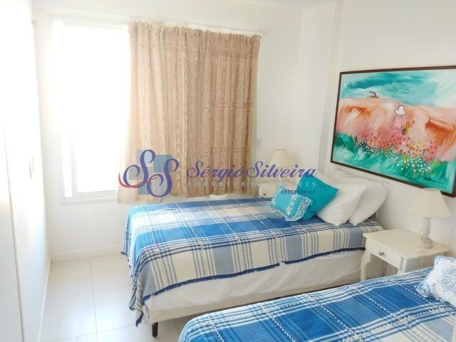 Golf Ville Resort Residence Cobertura à venda mobiliada Porto das Dunas - Foto 9