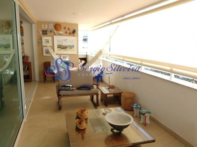 Golf Ville Resort Residence Cobertura à venda mobiliada Porto das Dunas - Foto 2