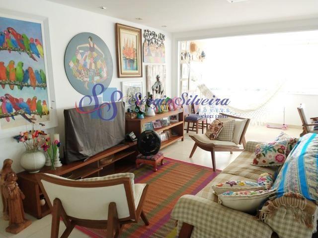 Golf Ville Resort Residence Cobertura à venda mobiliada Porto das Dunas - Foto 6