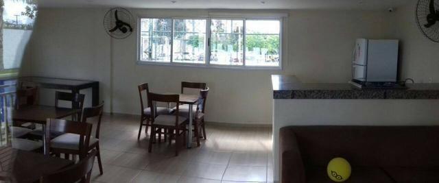 Ótimo apartamento c/ 3 quartos no Res. Parque Maceió c/ piscina, academia e muito mais - Foto 10