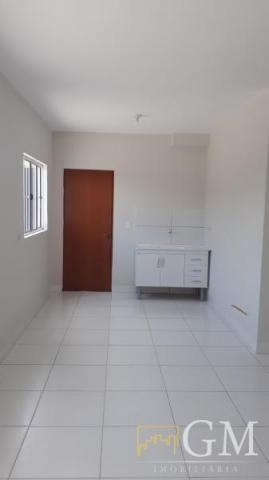 Apartamento para locação em presidente prudente, residencial bongiovani, 2 dormitórios, 1  - Foto 4