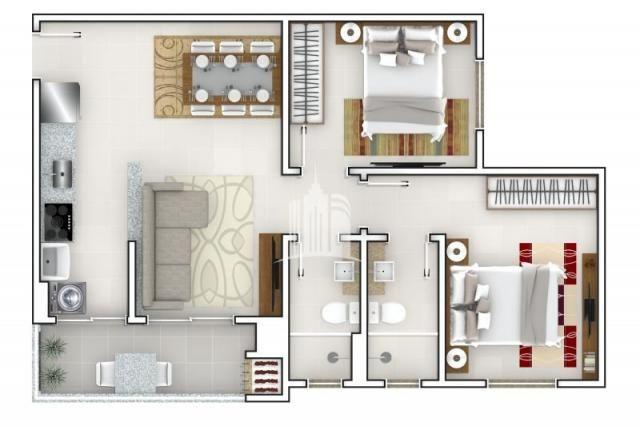 Apartamento no Edifício Fontana di Trevi em Itajaí - Foto 3