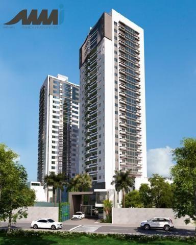 Jardim das águas torre 2 - apartamento com 02 suites em itaj