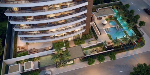 Apartamento com 4 dormitórios à venda, 219 m² por r$ 1.844.900 - aldeota - fortaleza/ce - Foto 5