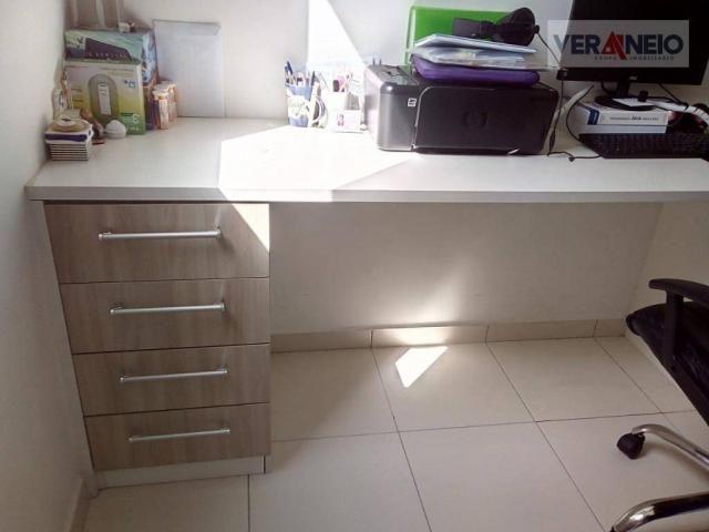 Apartamento com 2 dormitórios à venda, 73 m² por R$ 275.000 - Vila Guilhermina - Praia Gra - Foto 13