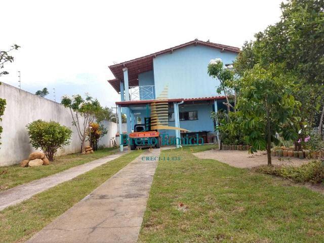 Casa com 2 dormitórios à venda por r$ 280.000 - coroa vermelha - porto seguro/bahia - Foto 3
