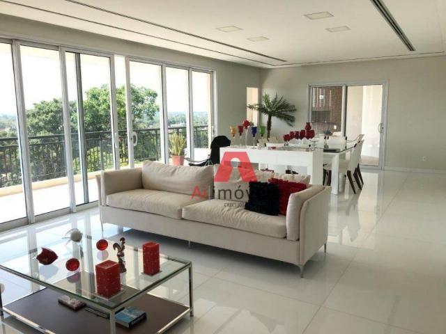 Apartamento de Alto Padrão - 300 m² - Maison Rio Branco