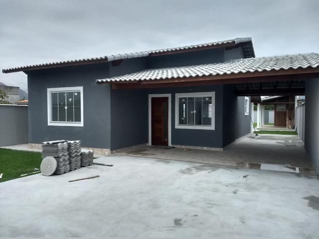 Linda casa 3 quartos com terreno de 480M2 em Itaipuaçu!!!