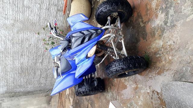 Quadriciclo Yamaha raptor 350cc - Foto 6