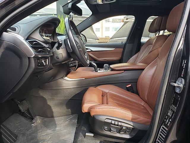 BMW X6 2015/2016 3.0 35I 4X4 COUPÉ 6 CILINDROS 24V GASOLINA 4P AUTOMÁTICO - Foto 12