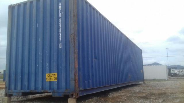 Container Dry 40 HC ou Reefer 40 Hc - Foto 4