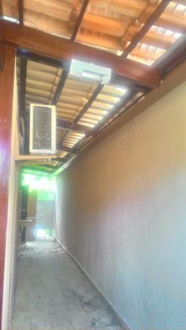 Casa Plana com Deck + Churraqueira + Chuveirão + Móveis projetados - 2 vagas - Pedras - Foto 9